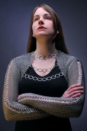 Chainmail shirt fashion