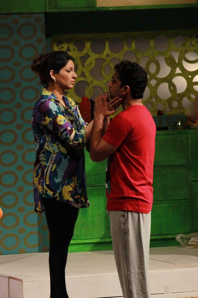 Chinmay Mandlekar & Madhura Velankar Satam in Mr & Mrs