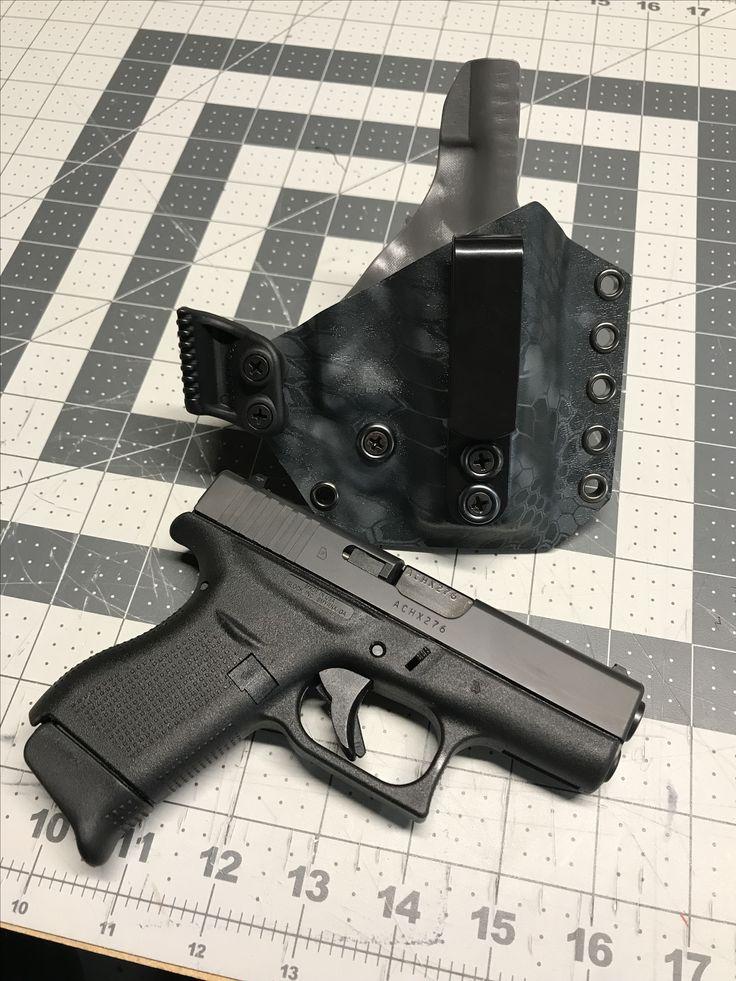 Glock 42 IWB VORTEX HOLSTER