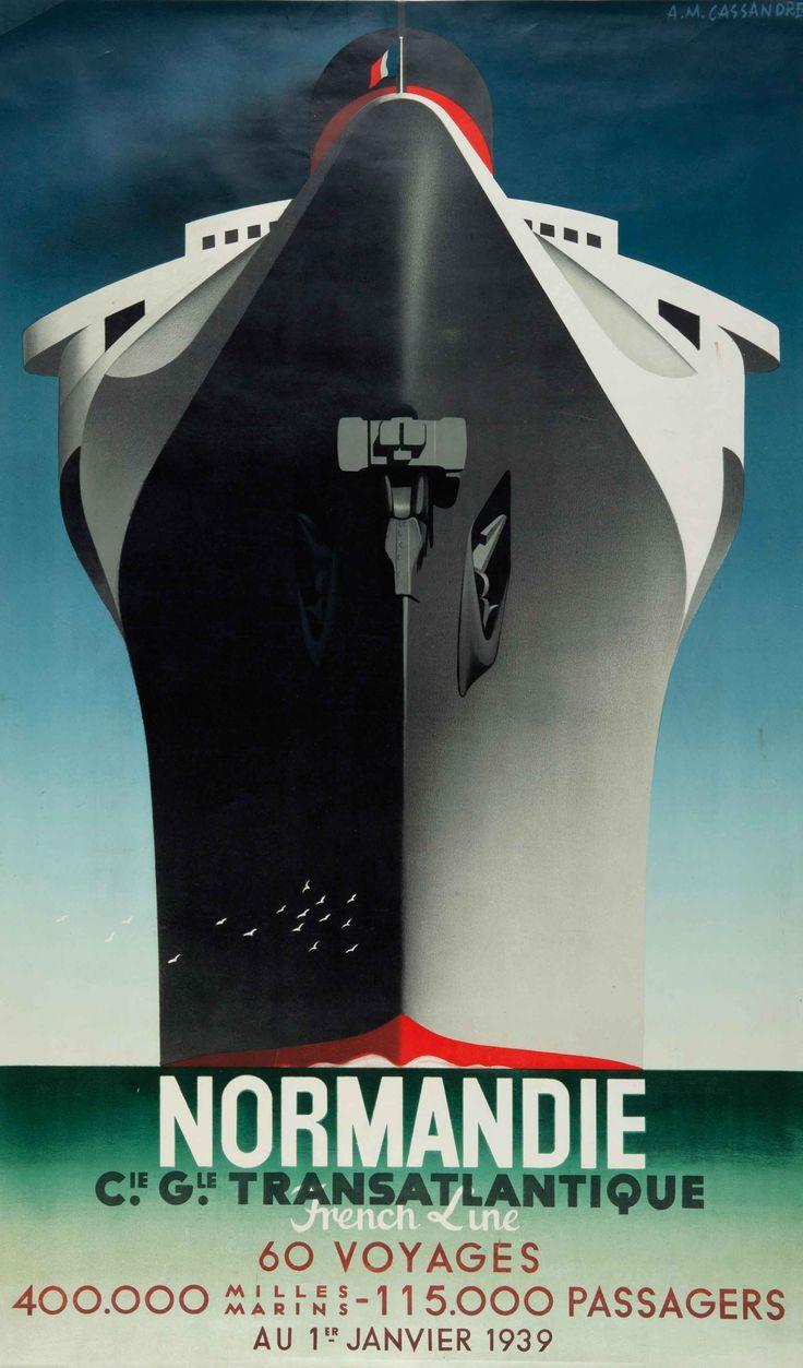 A. M. Cassandre 1935