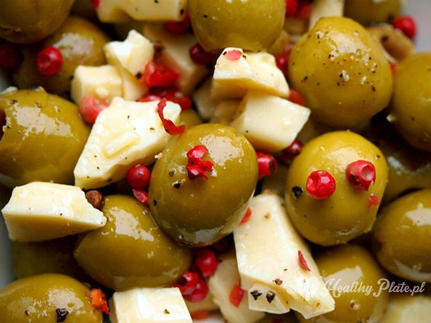 olives with white chocolate / aceitunas con chocolate blanco