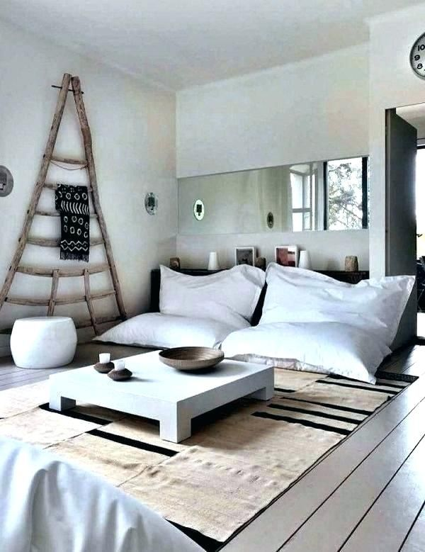 Decorate Room Floor Pillow Living