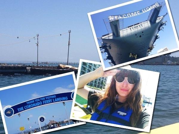 Lauren's USA Contiki adventure - San-Diego