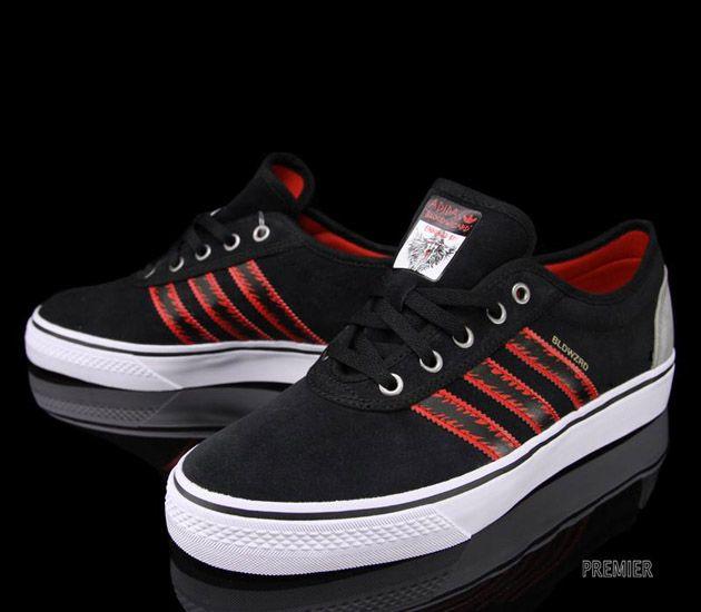 Blood Wizard x adidas Skateboarding - Adi Ease