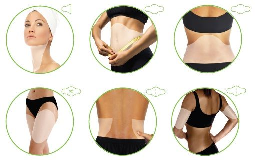 How To Get Rid of Back Fat With The Ultimate Body Applicator The Ultimate Body Applicator can be used on any part of your body. Getting rid of back fat can be complicated but The Ultimate Body Applicator will tighten, tone, smooth, and shrink that fat for you. You will need to follow the same steps as any other part of your body for your back area.