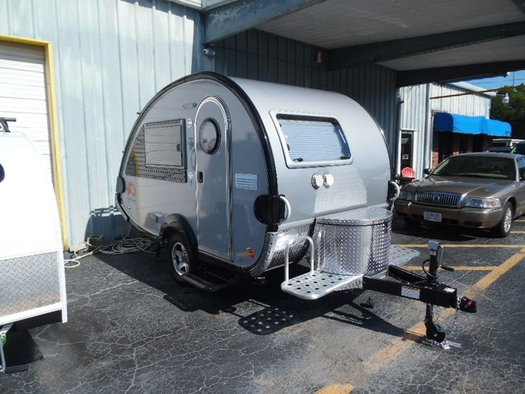 2017 T@B LITTLE GUY TRAILERS OUTBACK EDITION SILVER RED OR SILVER BLACK - Como RV - Inverness, Florida 34450