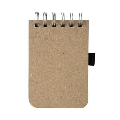 Recycled Cardboard Note Pad Min 50 - Office & Desktop - Notepads - IC-EC2101 - Best Value Promotional items including Promotional Merchandise, Printed T shirts, Promotional Mugs, Promotional Clothing and Corporate Gifts from PROMOSXCHAGE - Melbourne, Sydney, Brisbane - Call 1800 PROMOS (776 667)
