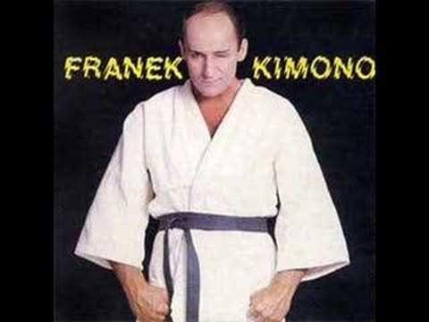 Franek kimono - king bruce lee karate mistrz