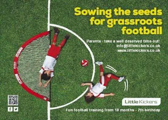 Our fantastic new adverts! :) www.littlekickers.co.uk