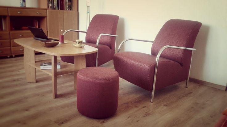 Wells armchairs