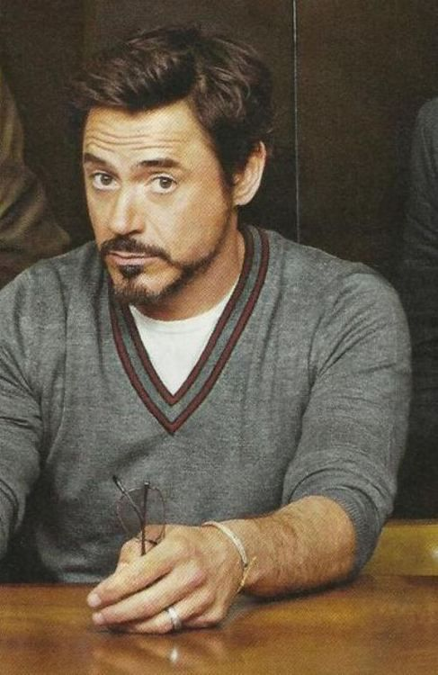 Robert Downey JR.  He should totally play Halt if they ever make a movie of the Ranger's Apprentice books.