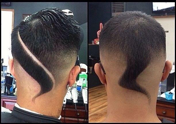 Cool Men S Mohawk Hairstyle Hurr Styles Pinterest