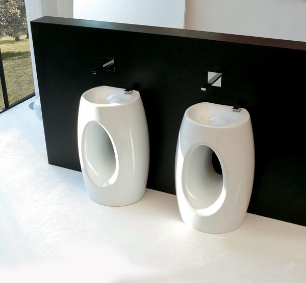 les 25 meilleures id es concernant lavabo de colonne sur pinterest sale de bains lavabo de. Black Bedroom Furniture Sets. Home Design Ideas