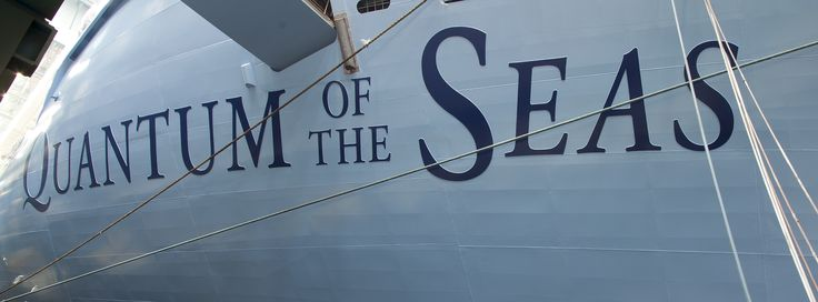 Quantum of the Seas: the most technologically advanced ship ever to sail.