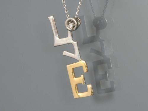 Love Pırlanta Kolye | Nemoda.com.tr