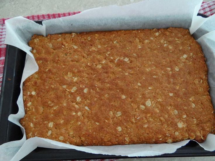 Anzac Slice Recipe | Be A Fun Mum