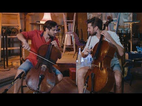 bitácora musical: 2CELLOS - Despacito