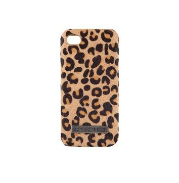 Leopard Cover Iphone 4