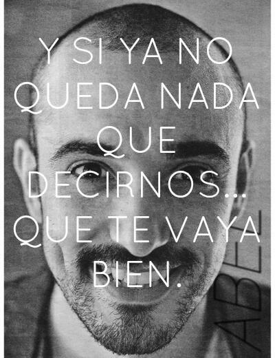 Abel Pintos - A-Dios #ABEL 2013 #tripleplatino ...UN BESO Y ADIOS...