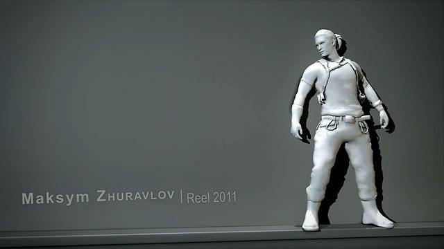 Videogame animation reel | 09.2011 by Maks Zhuravlov. Just put together small update of my recent activity.