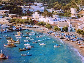 Greece, island of Fourni
