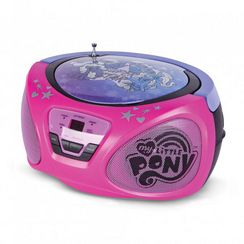 My Little Pony CD Boombox For Kids