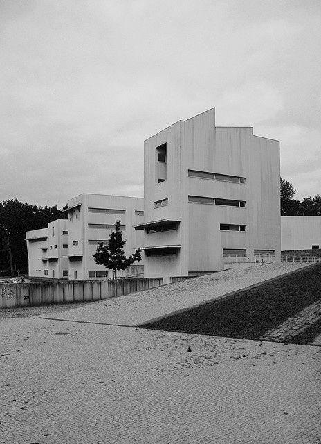 faculdade de arquitectura da universidade do porto / Siza Vieira