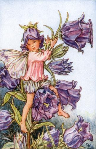 Except for the fact that they have wings, Cicely Mary Barker's fairies could be sprites from Brightwood.
