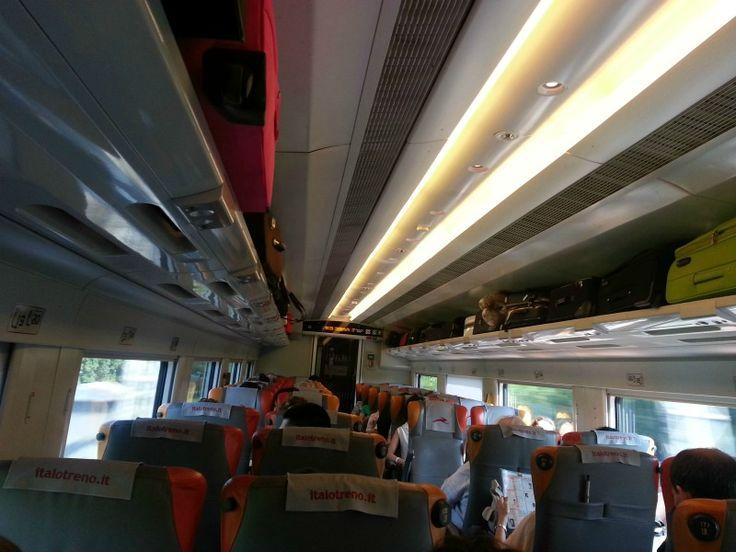 Trainline: site para comprar passagem de trem na Itália, com comparação de preços | Roma Pra Você |