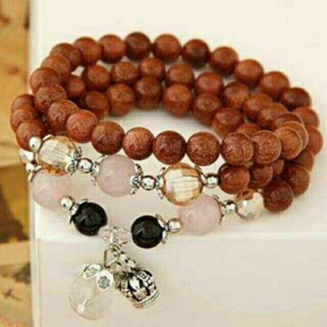 Saya menjual Gelang Fashion beads decorated multilayer design - T6DF6C seharga Rp102.000. Dapatkan produk ini hanya di Shopee! https://shopee.co.id/deventostore/10335875 #ShopeeID