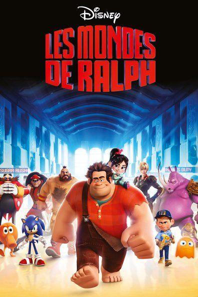 Les Mondes de Ralph (2012) Regarder Les Mondes de Ralph (2012) en ligne VF et VOSTFR. Synopsis: Dans une salle d'arcade, Ralph la casse est le héros mal aimé d'un jeu des...