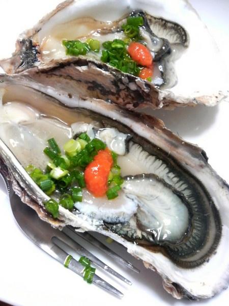 Japanese Saroma-Ko (oysters)
