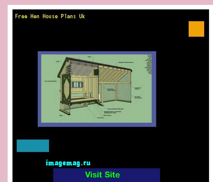Free Hen House Plans Uk 103833 - The Best Image Search