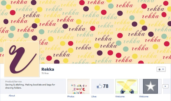 Rekka Facebook cover