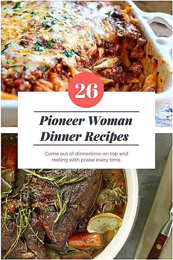 When It Comes To Unabashedly Delicious And Comforting Food We Know Ree D Pioneer Woman Recipes Dinner Food Network Recipes Pioneer Woman Pioneer Woman Recipes
