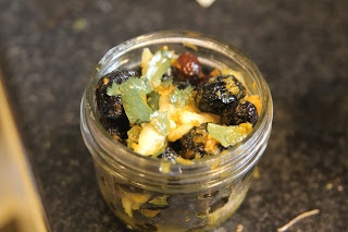 Nicolle's Originals: Curing and Flavoring Black Olives at Home DIY