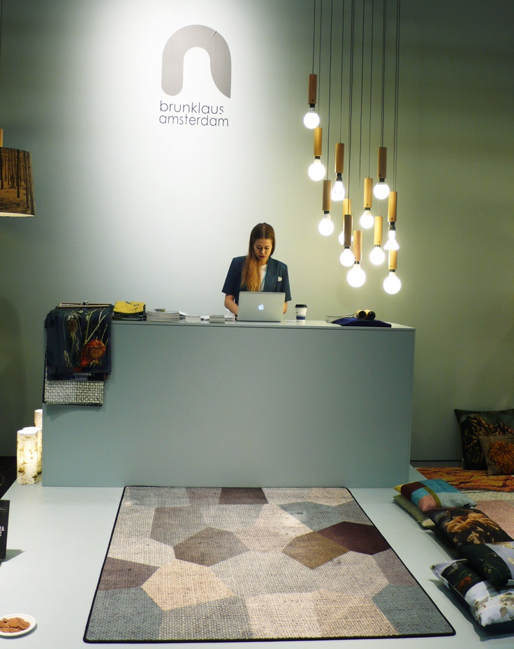 Brunklaus Amsterdam at Stockholm Furniture Fair