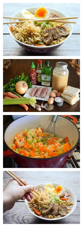 Ramen Recipes for Dinner