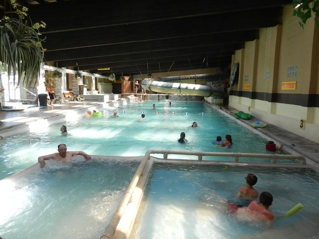 Visiting Hot Springs State Park, Thermopolis Wyoming - Pitstops for Kids