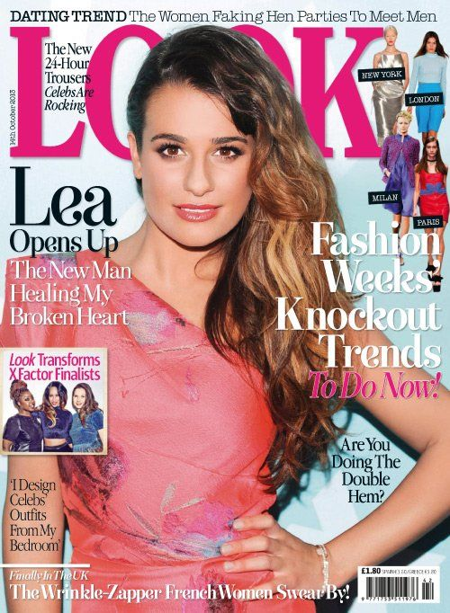 Lea Michele (2013.10.14.) #LeaMichele