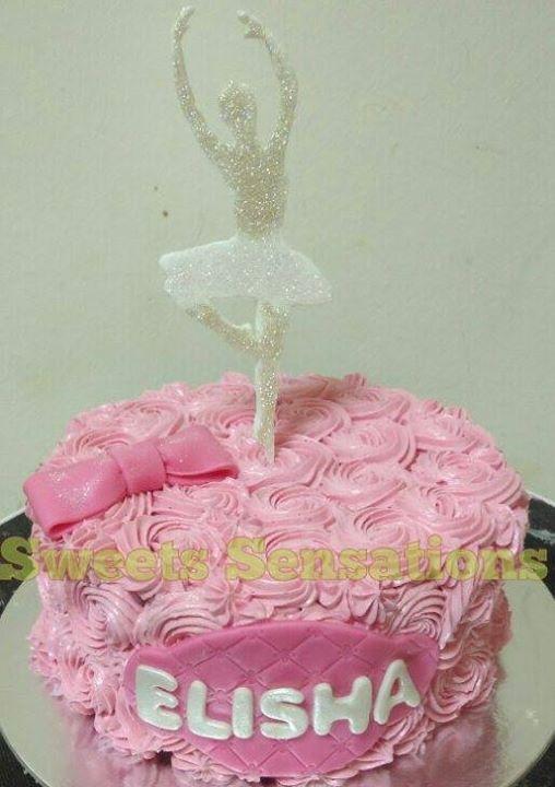 Smash Cake - Ballerina