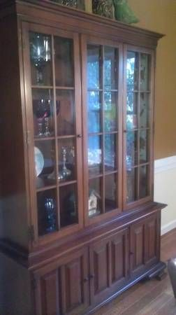 craigslist after auction furniture before china cabinet coral finding