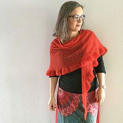 Ravelry: Dolce Rosso Natale pattern by Emma Fassio