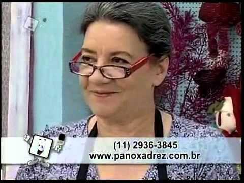 Tia Lili na TV: patchwork fácil com dicas preciosas - YouTube