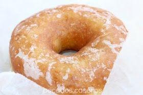 ¡Llevaba años buscando la receta de los Donuts original y la encontré!   Siempre he sido partidaria de la repostería casera y he estadoen ...