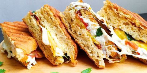 This panini is giving the BLT a serious run for its money.