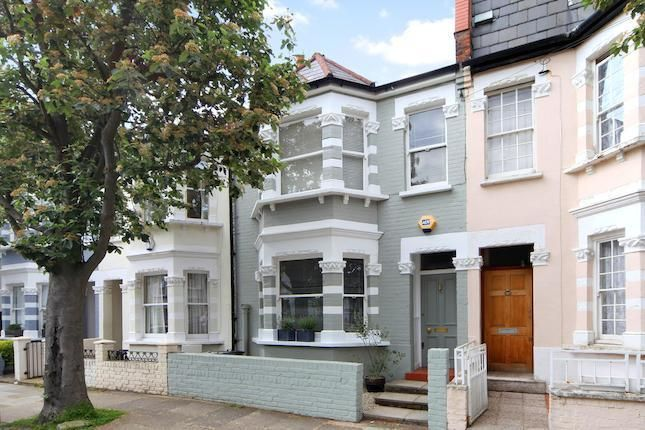 Terraced house for sale in Ashcombe Street, South Park, Fulham SW6 - 33158972