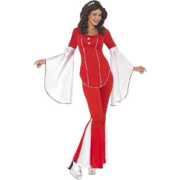 Super Trooper Costume,Red