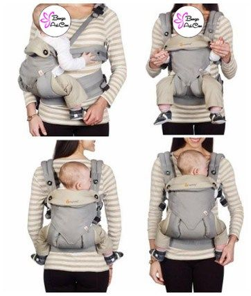 ergo baby carrier 360 use