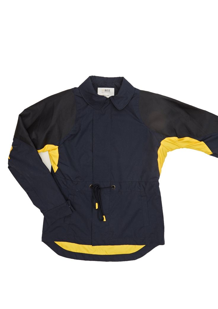 The product Paneled City Cycle Jacket is sold by BEE in our Tictail store. Tictail lets you create a beautiful online store for free - tictail.com